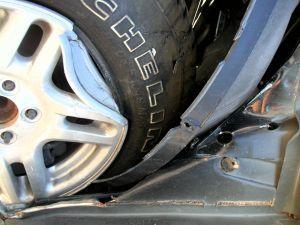 , Schadevergoeding na een auto-ongeluk