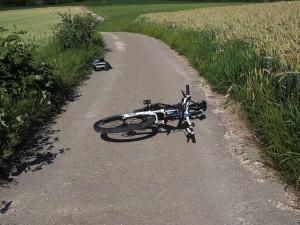 Schadevergoeding fietsongeluk
